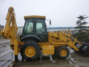 2.5 Ton Backhoe Loader for City Road Construction Sh388 pictures & photos