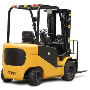Chinese Electric Mini Forklift pictures & photos