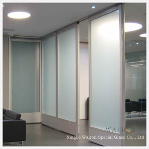 Home/Office Used Tempered Clear Glass Wall/Partition