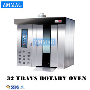 Rotary Electric Bread 32 Trays Oven Industrial for Sale (ZMZ-32D) pictures & photos