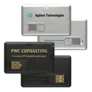 Christmas Gift Credit Card USB Flash Drive Full Capacity 1GB 2GB 4GB 8GB USB