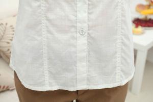 Ladies Shirt 1 pictures & photos