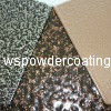 China Quality Metallic Bonding Copper Black /Hammer Bronze Powder Coating