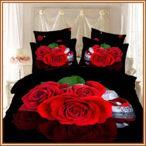 Figure Digital Print Linen Cushion pictures & photos