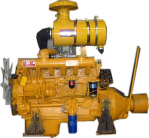 Six Cylinders Water Cooled Wr6105azlp Diesel Engine for Pump Wr6105azlp pictures & photos