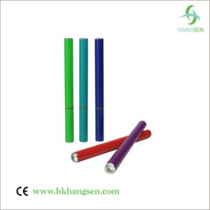 Colorful Metal Tube Disposable E-Cigarette (D6) pictures & photos