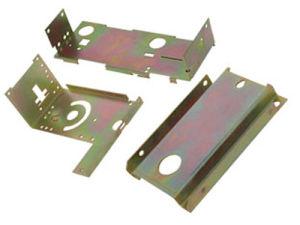Plating Colour Zinc Stampings /Automotive Parts/Furniture Parts pictures & photos