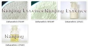 Deltamethrin 10%Sc, 5%Wp, 2.5%Ec pictures & photos