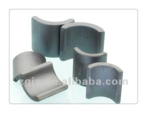 Low Price Fuel Pump Magnet Ferrite Tile pictures & photos