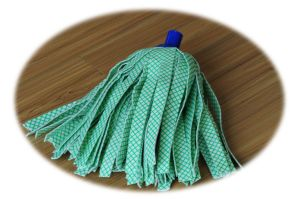 Printed Colorful Non-Woven Mop Head (YYNN-150B) pictures & photos
