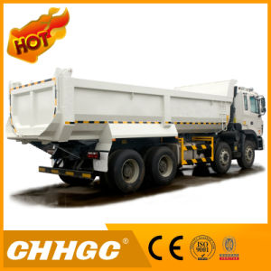 ISO CCC Approved 3 Axle 6X4 Dump Truck/Tipper Truck pictures & photos