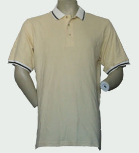 Mens High Quality Soybean Polo Shirt (SPS-220) pictures & photos