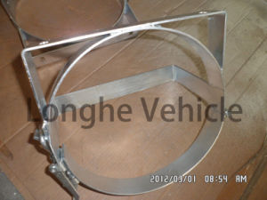 Trailer Parts - Hot Dipped Galvanzied 4.5kgs Gas Bottle Holder (LHGS45) pictures & photos