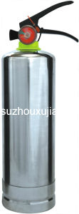 2kg Stainless Dry Powder Fire Extinguisher
