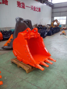 XCMG Excavator Xe210 Rock Bucket pictures & photos
