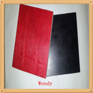 Black Film Faced Concrete Finger Joint Plywood pictures & photos