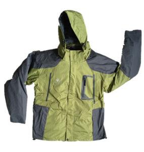 Hooded Waterproof Winter Outdoor Coat with Assorted Color (HS-J039)