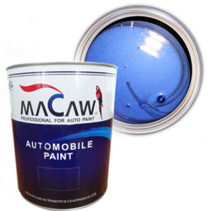 High Quality 1k Solid Color Car Paint