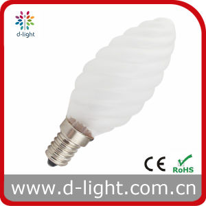 Cw35 18W 28W 42W Halogen Candle Twist Bulb Lamp pictures & photos