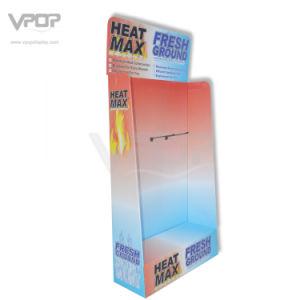 Heat Max Socks POS Floor Display Hook Style