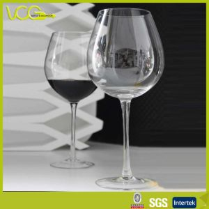 23oz Burgundy Drinking Glass (SR013)