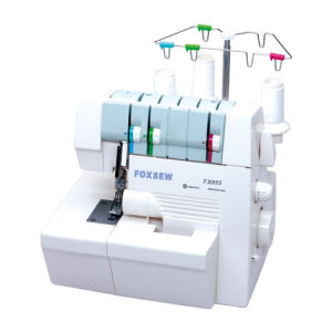 3- Thread Household Overlock Sewing Machine pictures & photos