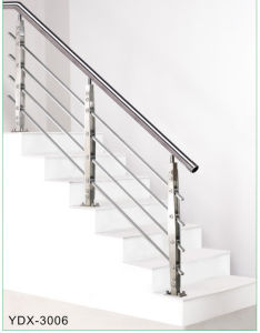 Home Stainless Steel Handrail (YDX-3006) pictures & photos