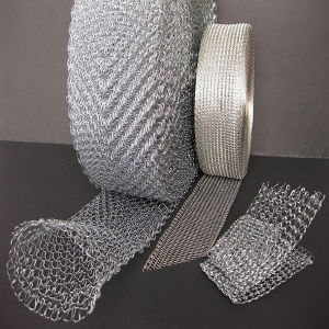 304 Knitted Wire Mesh for Gas- Liquid Filter pictures & photos