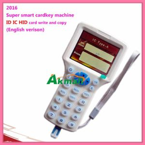 2016 Write and Copy Machine English Verison for ID IC HID Card pictures & photos