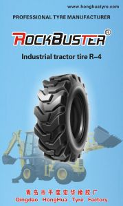 Rear Industrial Tractor Tires R4 19.5L-24 17.5L-24 16.9-24 16.9-28 pictures & photos
