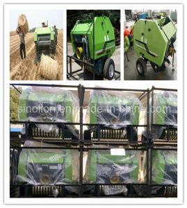 Hot Sale Round Hay Baler