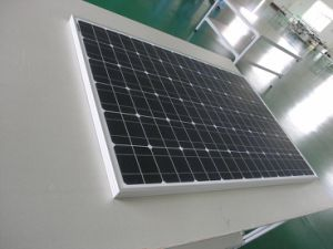 Mono Solar Panel 100W (CNSDPV-120S) pictures & photos
