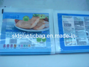 2 Sides Seal Plastic Tube Vacuum Bag for Food Packaging pictures & photos