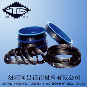 Tungsten Wire Dia0.2 Dia0.5 for Filament pictures & photos