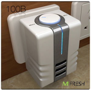 Mfresh Anion Air Purifier with LED Light (YL-100B) pictures & photos