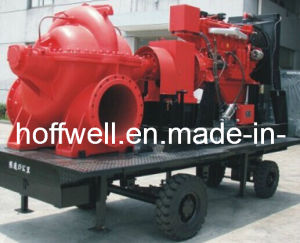 Diesel Engine Driven Split Casing Pump (S, SH) pictures & photos