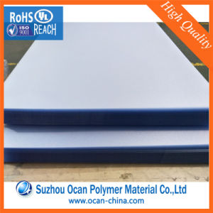 Excellent Quality Rigid PVC Printing Sheet Transparent Business Card Material pictures & photos