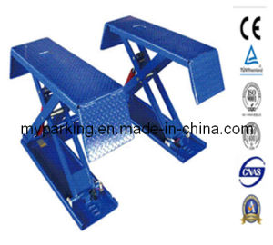 Two Post Auto Car Scissor Lift