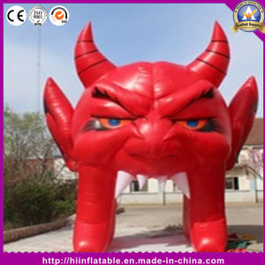 Inflatable Devil Monster Tunnel Arch for Halloween Decoration pictures & photos