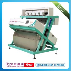 Hons+ High Precision 2048/5000pixels Optical CCD Camera Rice Color Sorter Price pictures & photos