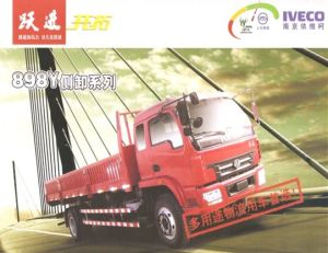 Truck (898 Y Side Dump Series)