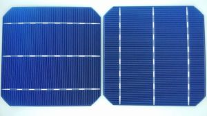 6 Inch Mono Crystalline Solar Cell pictures & photos