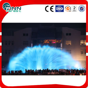 Outdoor Big Scale Laser Water Movie Screen pictures & photos