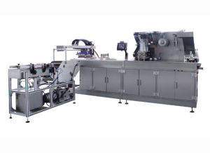 Plate Type Aluminum-Plastic Blister Packaging Machine (DPP 400)