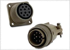 Mil-Dtl-5015 Connectors/Plugs/Receptacles