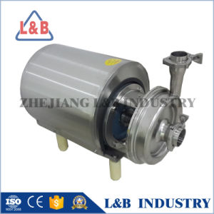 Stainless Steel Food Grade Centrifugal Pump for Milk pictures & photos