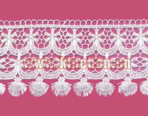1# Polyester & Chemical Lace And Guipure Collections pictures & photos