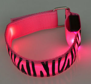 LED Reflective Traffic Safety Belt for Runner