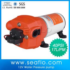 Seaflo 24V 4.5gpm 40psi Jabsco Pump pictures & photos