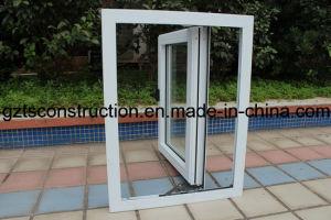 Double Glazing Aluminum Outward Opening Casement Window pictures & photos